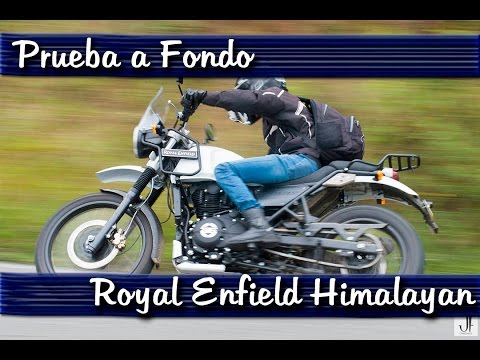 PRUEBA A FONDO --  Royal Enfield Himalayan // TEST RIDE