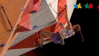The 1st  World University Climbing Championship 2016 - Shanghai - China thumbnail