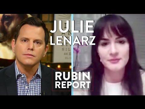 Julie Lenarz and Dave Rubin: Brussels, Terrorism, Immigration Crisis (Full Interview)