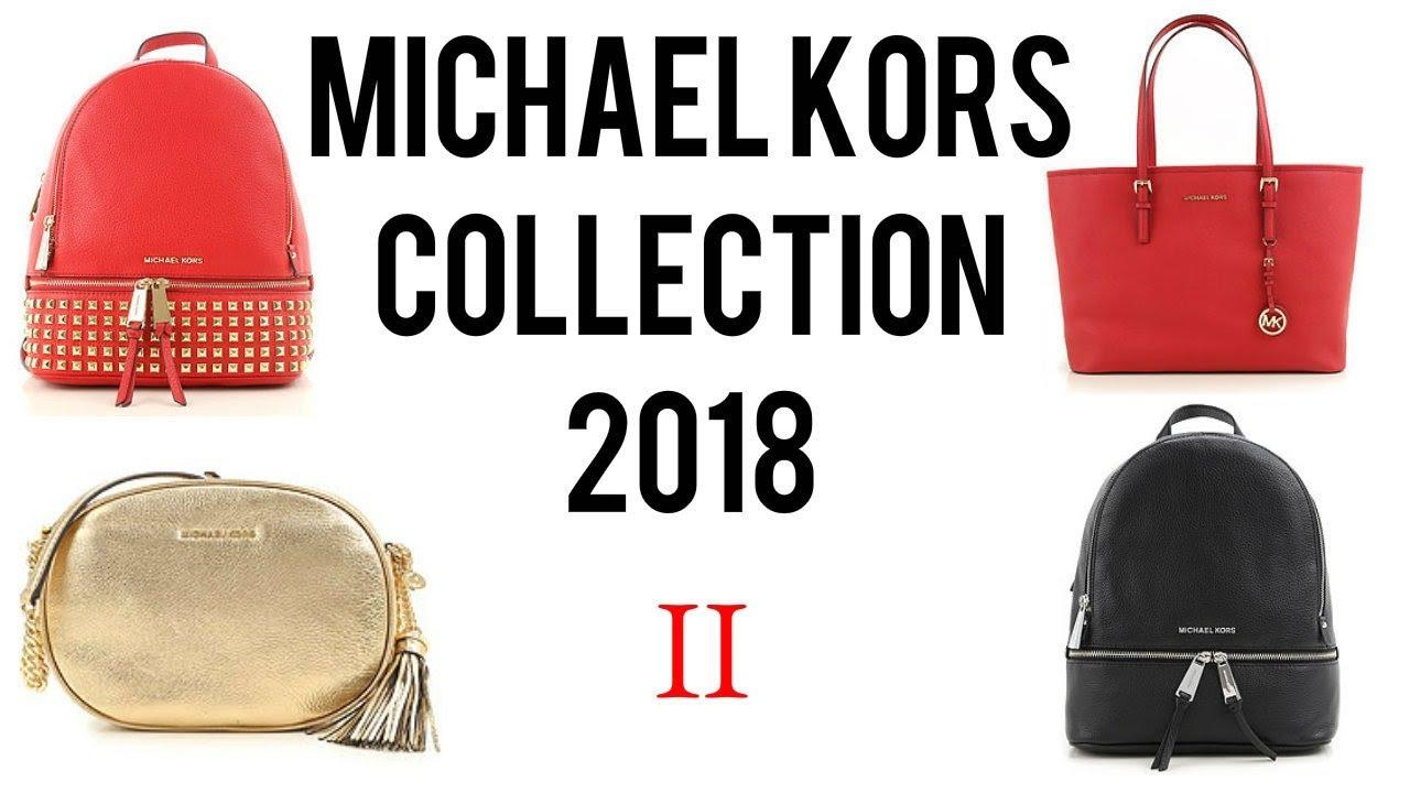 michael kors taschen kollektion 2018