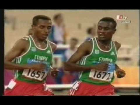 Bekele Song - Anbessa