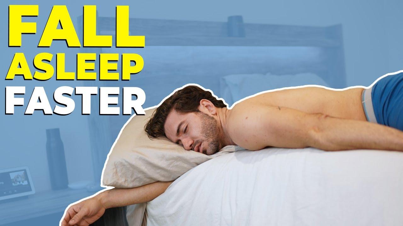 HOW TO FALL ASLEEP FASTER | 100% Guaranteed Better Sleep! Alex Costa
