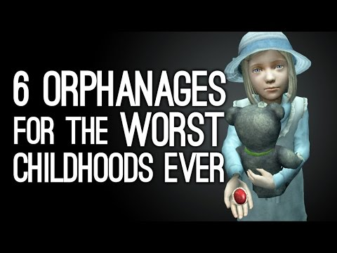 6 Game Orphanages for the Worst Childhoods Ever