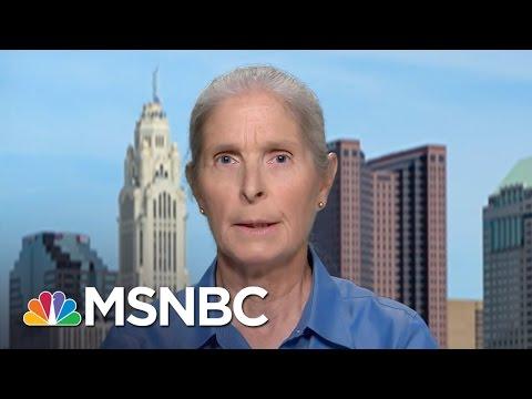 Former George W. Bush Advisor Endorses Hillary Clinton | Andrea Mitchell | MSNBC
