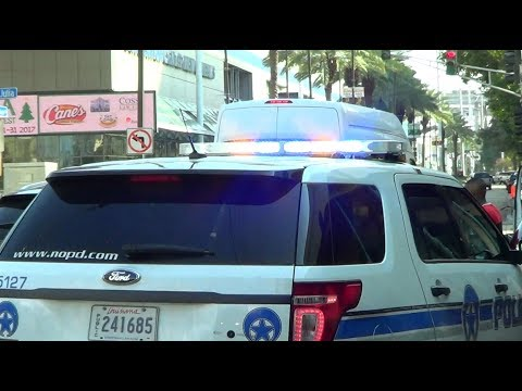 Traffic Advisor - Whelen Liberty II - New Orleans Police Dept. cruiser 15127 [LA   9/30/2017]