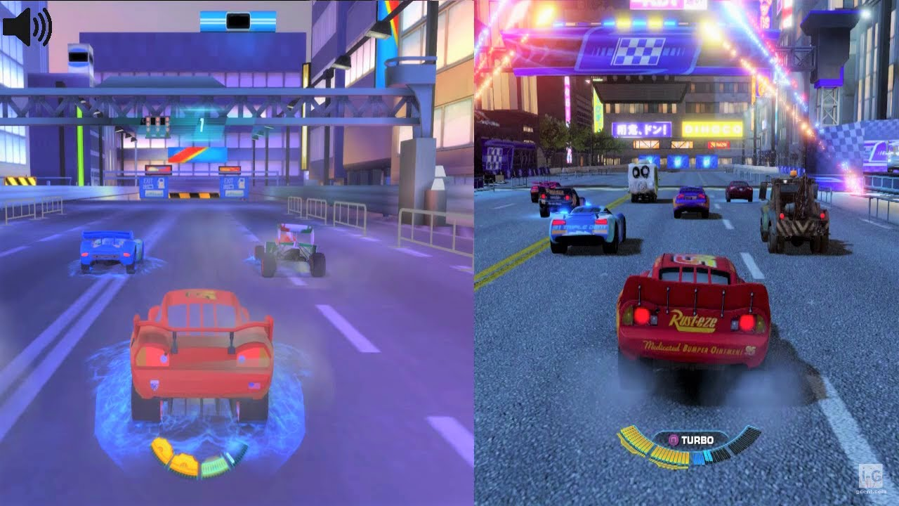 Cars 3 Driven To Win Download