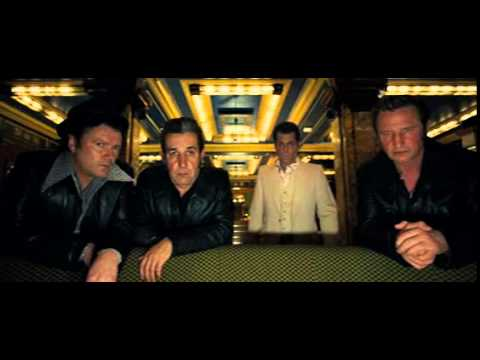 The story three Machas from movie Revolver..Guy Ritchie,Jason Statham