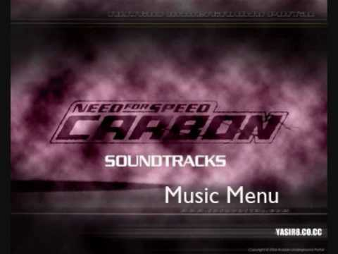 Need for Speed Carbon/Soundtrack