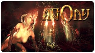 Hell is kinda Sexy? - Agony Gameplay | PC Game Demo (MATURE)