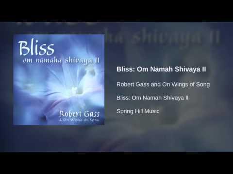 Robert Gass And On Wings Of Song - Bliss: Om Namah Shivaya II
