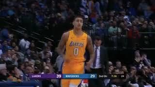 LA Lakers vs Dallas Mavericks   Full Game Highlights   Jan 13, 2018  