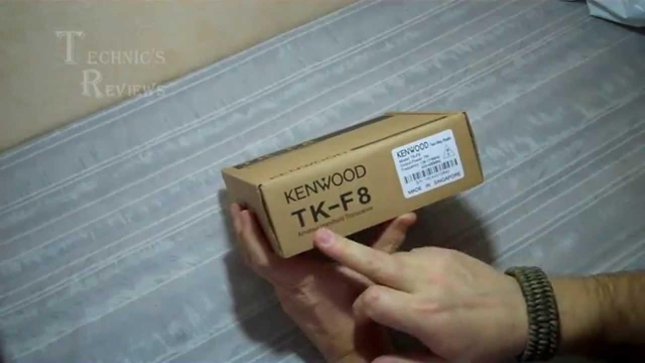 инструкция к рации кенвуд тн