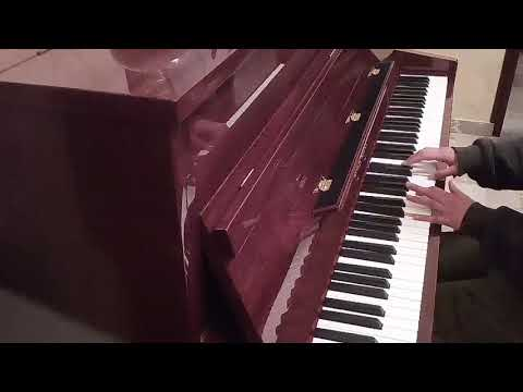 Nightmare - Raven Loud Speeeaker - Piano Cover
