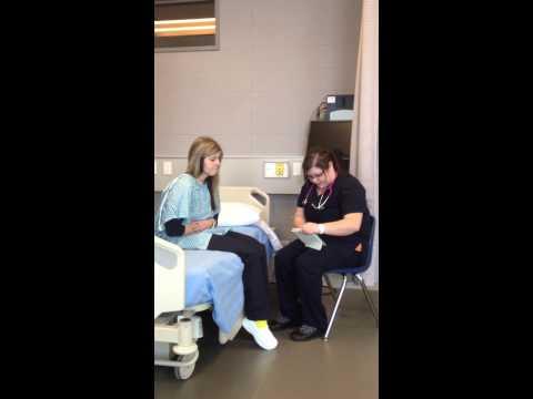 Therapeutic Nurse-Patient Communication
