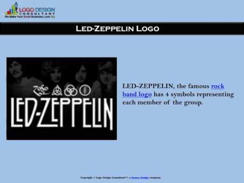 Top Ten Rock Band Logos