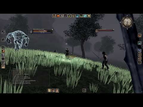 Mortal Online lalala (love to get grey while hitting locals)