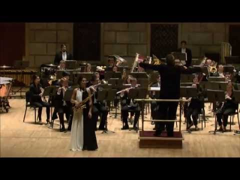 Ingolf Dahl: Concerto for Alto Saxophone and Wind Ensemble