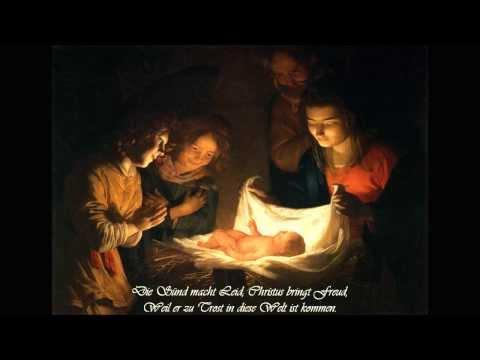 ✥ BACH - Dazu ist erschienen der Sohn Gottes, BWV 40 ✥