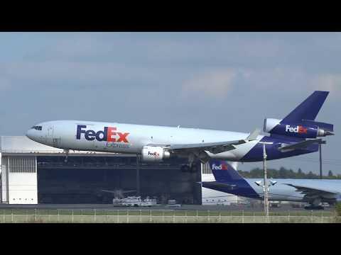 Tokyo Narita Airport Plane Spotting COMPILATION (Autumn 2017)