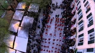 Easter Corfu Town, Holy Friday, Aerial View