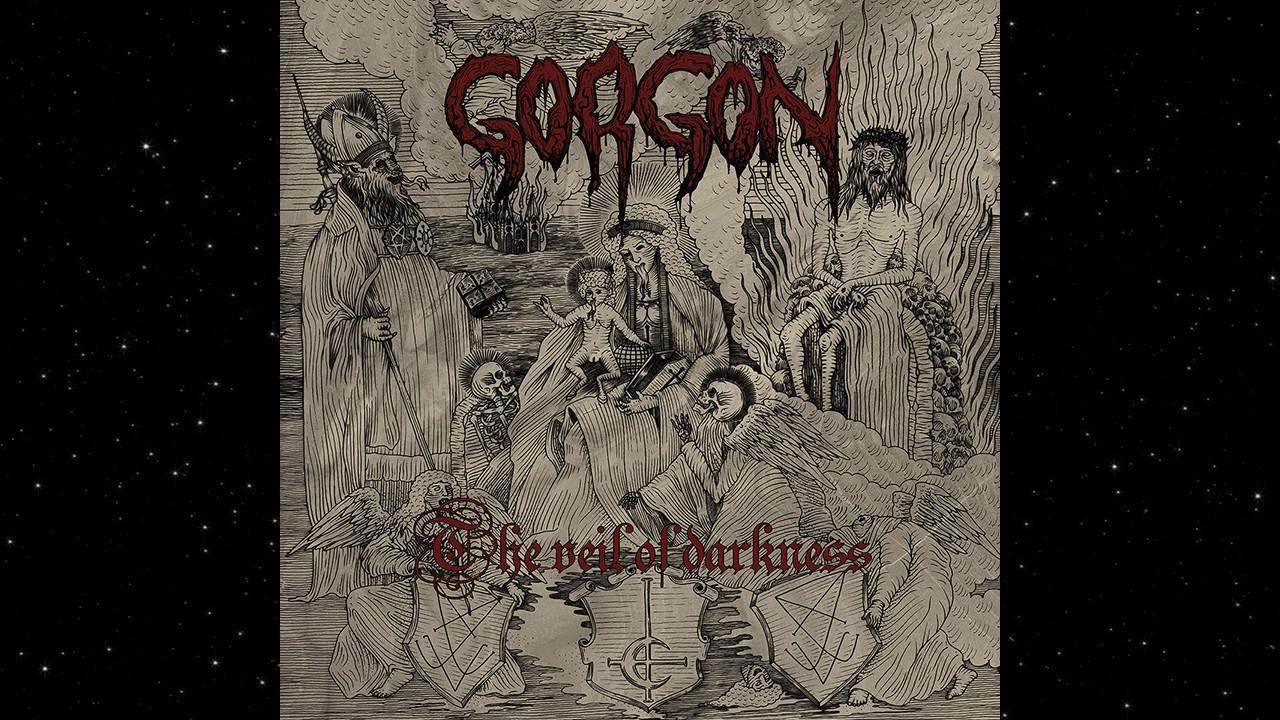 Download Gorgon - The Veil of Darkness (Full Album)