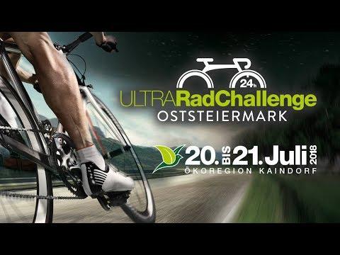 Highlights der Ultra Rad Challenge 2018