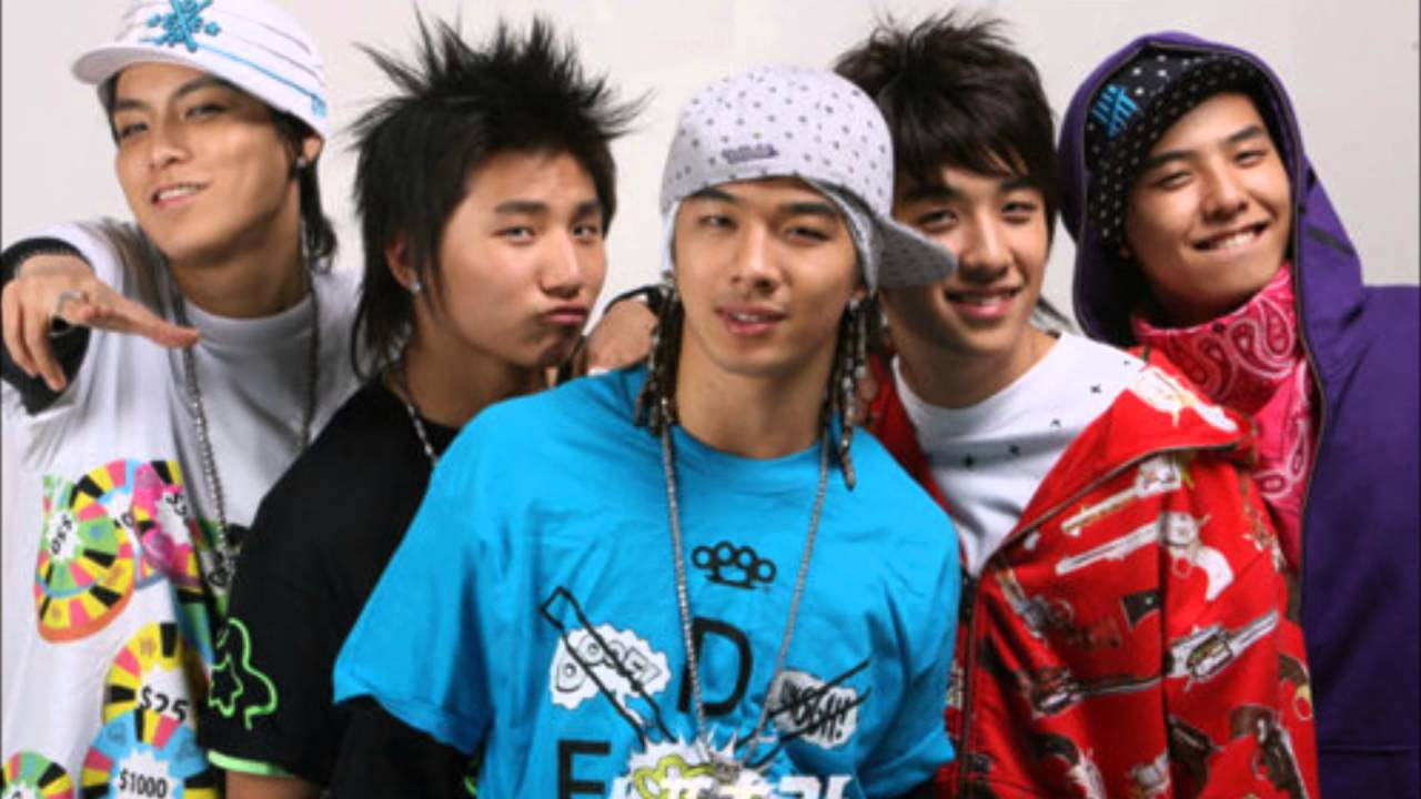 Image result for big bang debut pictures