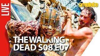 Video The Walking Dead Comentado - S08E07 | AO VIVO download MP3, 3GP, MP4, WEBM, AVI, FLV Desember 2017
