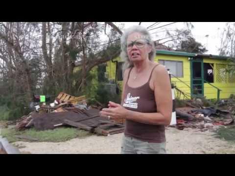 Hurricane Harvey - Port Aransas Damage