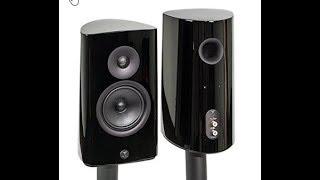 THIEL Audio Bookshelf Monitor TM3 Speakers Review