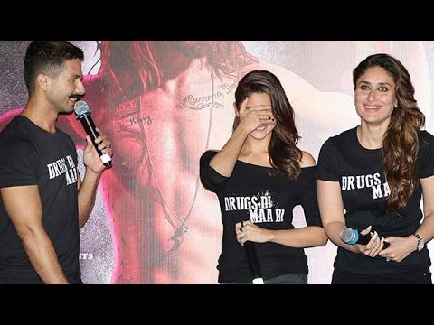 Kareena Kapoor Is EMBARRASSED To Share Stage With Shahid While Promoting   Bollywood News