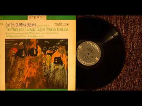 Carl Orff:Carmina Burana - Eugene Ormandy, Philadelphia Orchestra