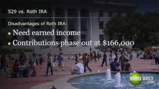 College Savings Smarts: Roth IRA vs. 529