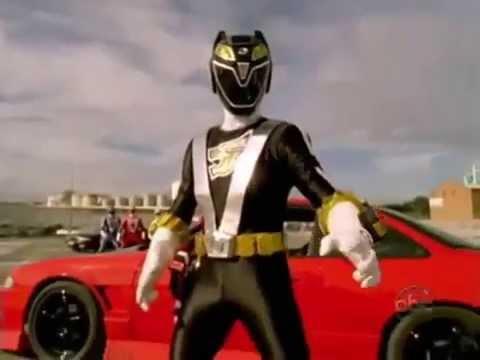 Power Rangers RPM  Black Ranger Morph 1
