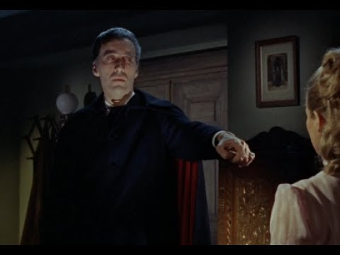 CHRISTOPHER LEE - DRACULA 1958 - GANZE FILME AUF DEUTSCH ...
