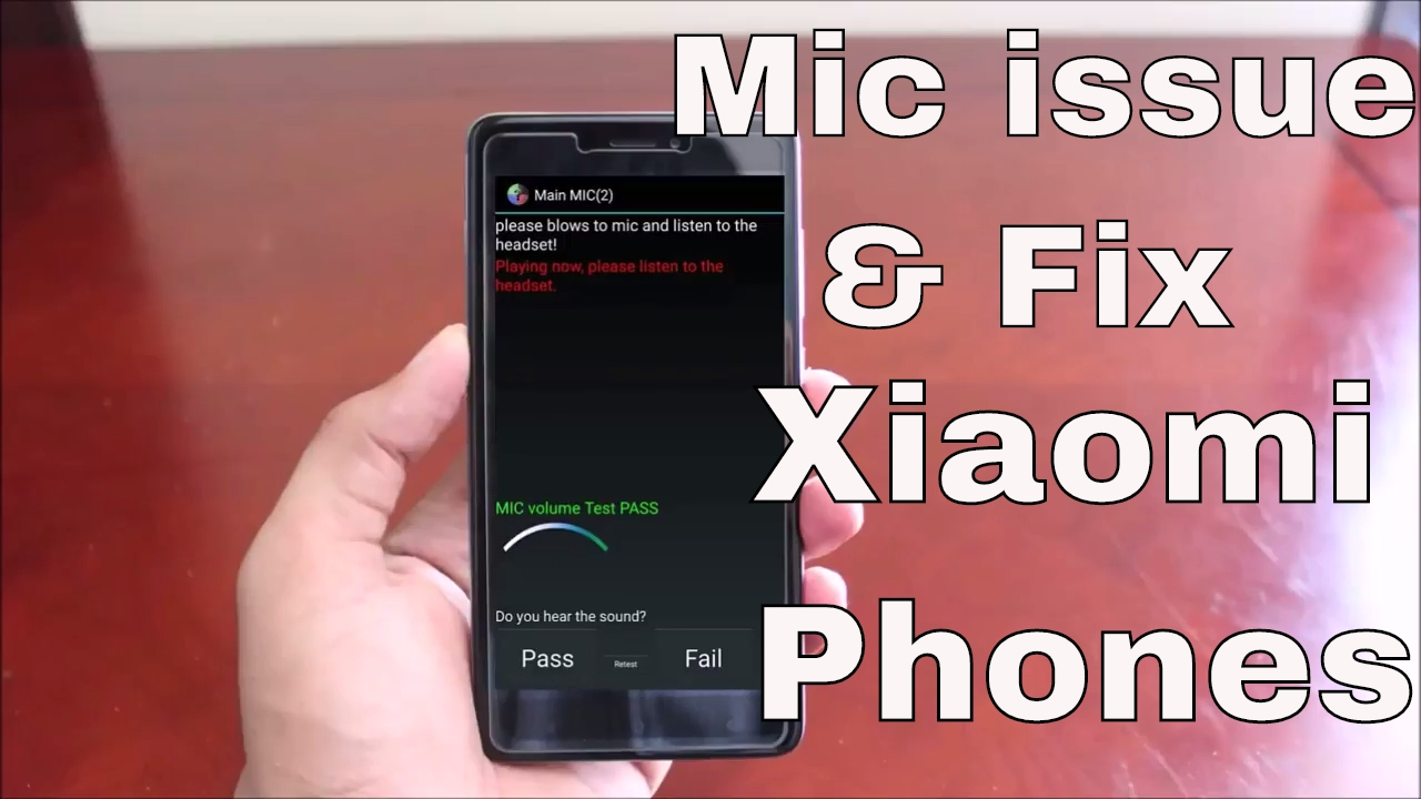 redmi note 4 mic problem fix | Mic issue while calling in most of xiaomi  phones & Fix