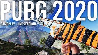 PUBG 2020 Gameplay aฑd Impressions.