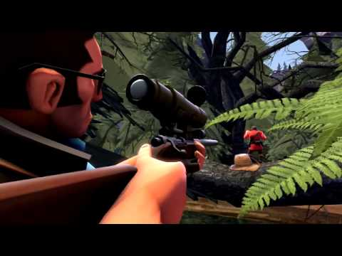 SFM: Clever Girl (Jurassic Park/Team Fortress 2) - YouTube