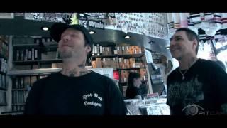 AGNOSTIC FRONT - Bands ask Roger Miret & Vinnie Stigma [Part 1] [PitCam]