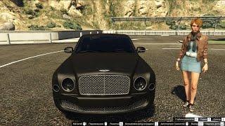 GTA 5 Bentley Mulsanne 2010 Admiral Edition