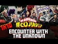 My Hero Academia - 1x10 Encounter With The Unknown - Group Reaction