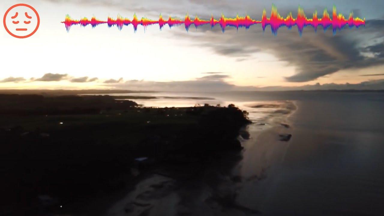 Amazing sunset scenery (Nature Visualizer)