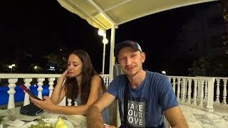 Отдых в Турции Мармарис Ужин в отеле Halici 3 Первый день Отзыв о питании в Турции