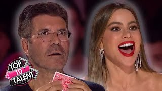 TOP 10 MAGICIAN Auditions On Got Talent 2020!