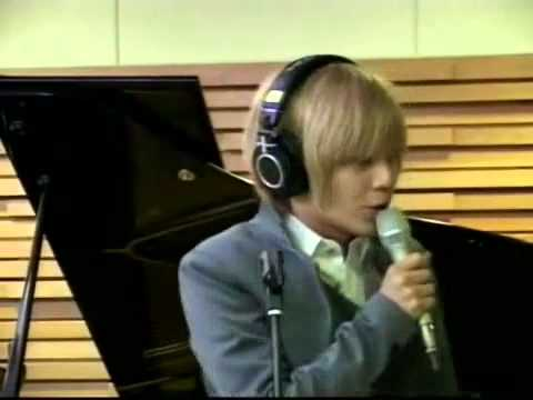 "101020 Taemin singing "" I Love You"" solo  @ PKL byulbam radio I MP3 DL"