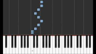 "They Might Be Giants - ""Birdhouse in Your Soul"" on Synthesia"