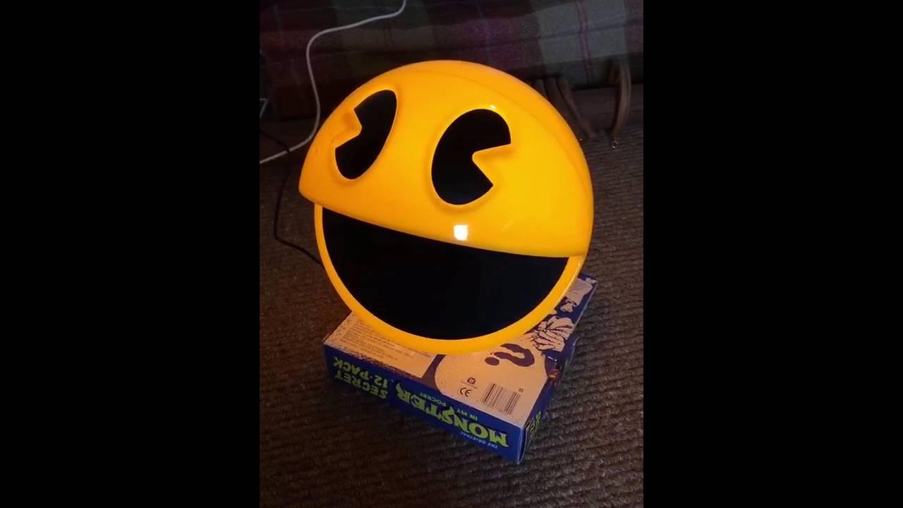 Pacman Lamp Sound Clip