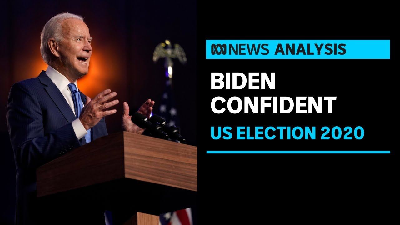Analysis: Biden confident he will win over 300 electoral college votes in the US election | ABC News