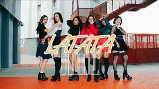 [OFF] (G)I-DLE (여자아이들) - LATATA (라타타) || DANCE COVER [K-POP WORLD FESTIVAL 2018 SPAIN]