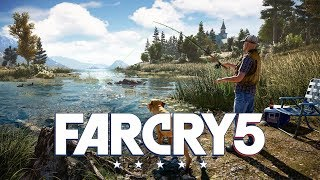 Far Cry 5 (08) Drapanie po plecach